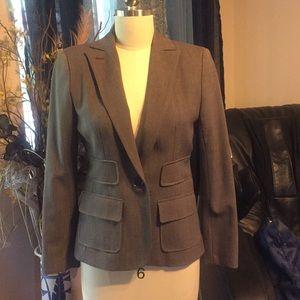 Studio M blazer jacket size 4P fits 6